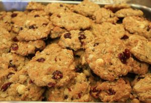 Oat Chip Cookies - Lots of cookies blog 300x205 - Oat Chip Cookies