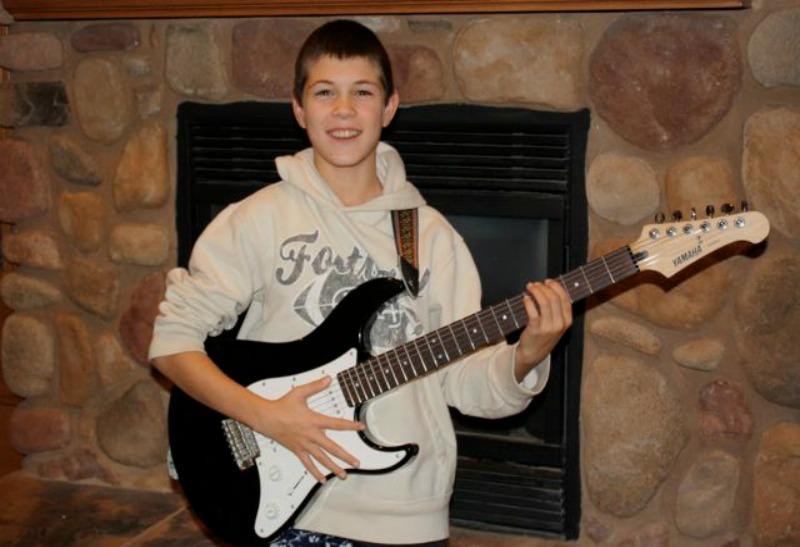 A Revolutionary Project - Nathan current guitar blog - A Revolutionary Project
