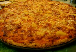 Healthy Homemade Pizza - Pizza round 1 blog 300x205 - Healthy Homemade Pizza