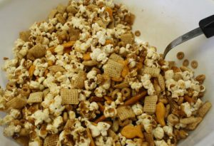 Snazzy Snack Mix - Snack Mix blog 300x205 - Snazzy Snack Mix