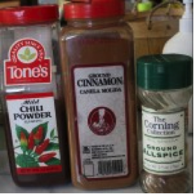 Maple Nut spices