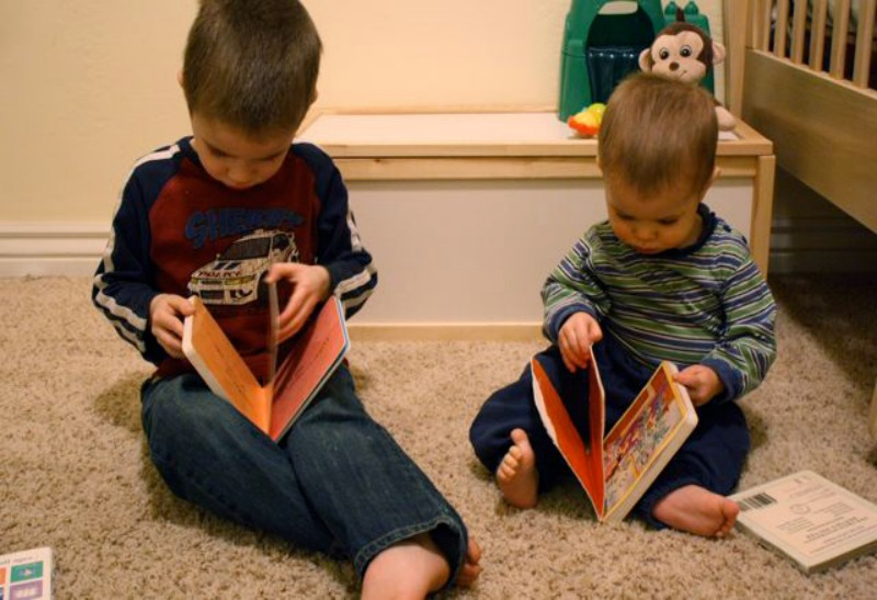 Should We Trust Books With Young Children? - Joel Ian Books blog - Should We Trust Books With Young Children?