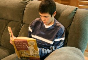 Goodreads: An Excellent Resource to Inspire Youth to Read - Nathan reading blog 300x205 - Goodreads: An Excellent Resource to Inspire Youth to Read
