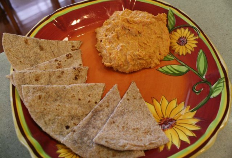 Fast, Fresh, Mouthwatering Hummus - Hummus and tortilla blog - Fast, Fresh, Mouthwatering Hummus