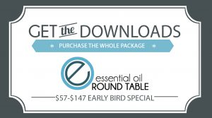 Essential Oil Round Table Event - Round table GetDownloads 300x167 - Essential Oil Round Table Event