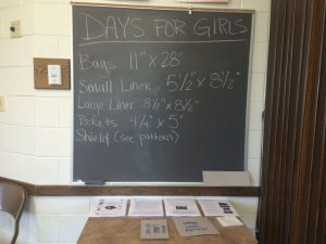 How I Did Days For Girls - Chalk board 300x225 - How I Did Days For Girls