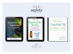 - For Safety 300x225 - Herbs & Essential Oils Super Bundle!