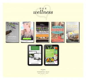 - For Wellness 300x278 - Herbs & Essential Oils Super Bundle!