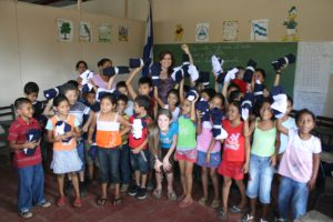 How I Did Days For Girls - Jenni Nicaragua class uniforms 300x200 - How I Did Days For Girls