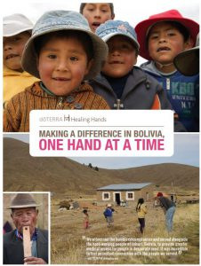 How I Did Days For Girls - healing hands in Bolivia 226x300 - How I Did Days For Girls