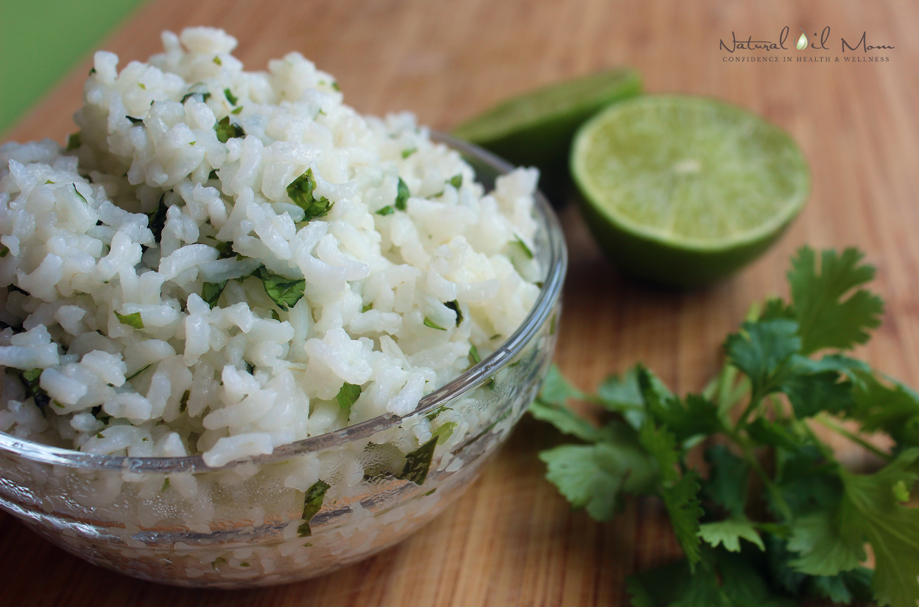 Cilantro-Lime Rice - IMG 1873 - Cilantro-Lime Rice
