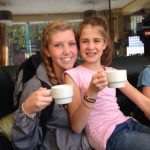 Kid Calm-All Tea: Make It Fast - Breanna and Lily drinking tea 150x150 - Kid Calm-All Tea: Make It Fast