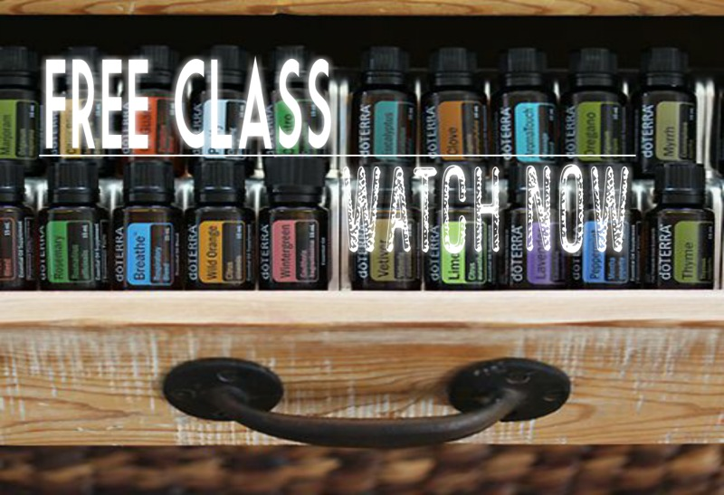 welcome to natural oil mom - Free Class Blog - Welcome to Natural Oil Mom
