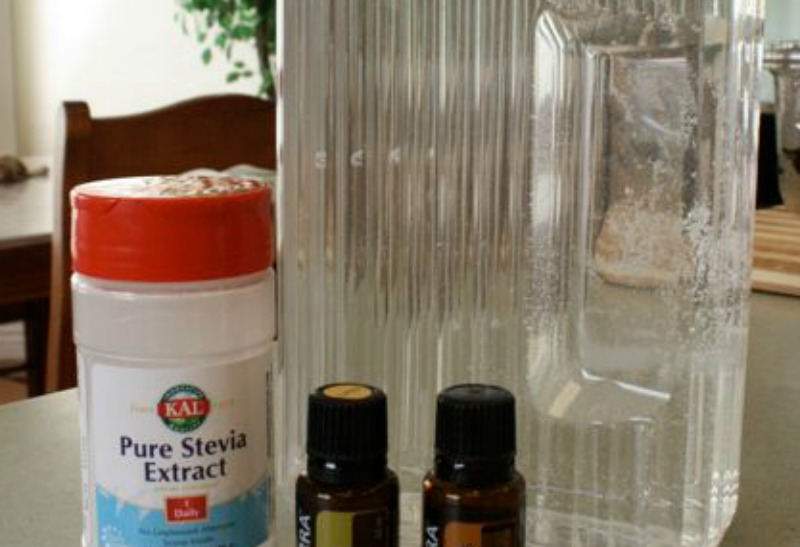 "Soda Pop Substitute: Essential Oil ""Sassy"" Water - Sassy Water BLOG - Soda Pop Substitute: Essential Oil ""Sassy"" Water"